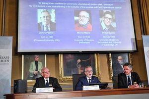 Nobel Vật lý 2019 vinh danh nghiên cứu về vũ trụ