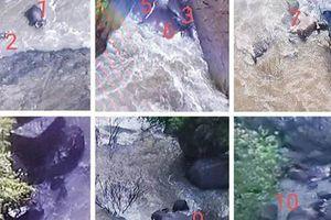 Thái Lan: Thêm hàng loạt voi chết dưới thác nước