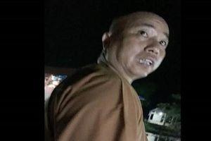 Sư Thích Thanh Toàn được chấp nhận xả giới