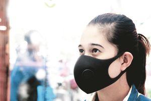 Chọn khẩu trang ngăn không khí ô nhiễm