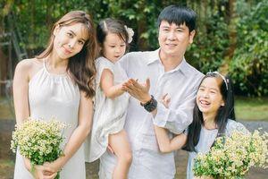 Vợ chồng nghệ sĩ Hồ Hoài Anh tái hợp sau 4 tháng ly hôn