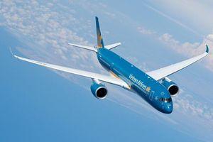 Vietnam Airlines chính thức kết nối Internet trên máy bay