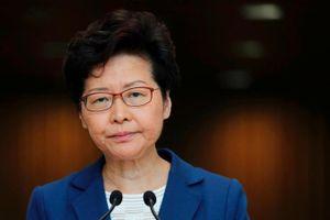 Carrie Lam không có ý định sử dụng tiếp quyền lực khẩn cấp