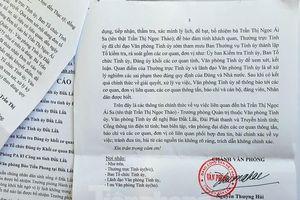 Nhân thân bất ngờ của nữ Trưởng phòng mạo danh ở Đắk Lắk