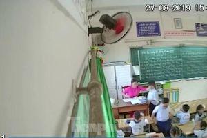 Tranh cãi chuyện phụ huynh lén đặt camera quay cảnh cô giáo đánh học sinh