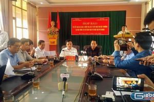 'Những tấm gương cao cả' trong vụ nâng điểm ở Hà Giang