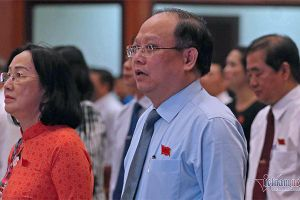 Cử tri TP.HCM đề nghị cho ông Tất Thành Cang thôi nhiệm vụ đại biểu HĐND