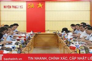 Hỗ trợ nguồn vốn triển khai thực hiện dự án AFD tại 4 tỉnh Bắc Trung bộ