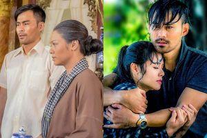 Trước khi trở thành mẹ con, Nhật Kim Anh và trai đẹp 'Tiếng sét trong mưa' từng là tình nhân