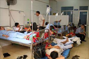 Sốt xuất huyết bùng phát, các bệnh viện ở Quảng Bình quá tải