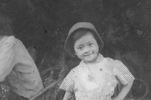Ảnh hiếm về thời thơ ấu của Ngô Thanh Vân