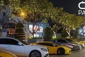 Chiêm ngưỡng dàn siêu xe siêu 'khủng' họp mặt tại TP HCM tuần qua