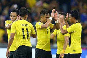 Clip: Đội tuyển Malaysia tạo nên cơn sốt tại VFF
