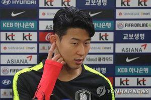 Son Heung-min nói gì trước trận gặp Triều Tiên tại VL World Cup 2022?