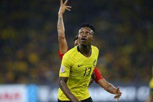 Ấn tượng tiền vệ phải Sumareh của ĐT Malaysia