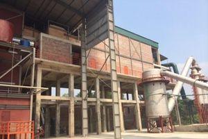 Hà Nội: Phát hiện nhiều vi phạm môi trường tại Nhà máy xử lý chất thải Sơn Tây