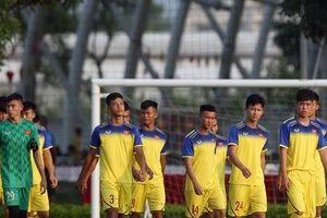 Danh sách U19 Việt Nam dự giải Tứ hùng: Bất ngờ số lượng cầu thủ HAGL