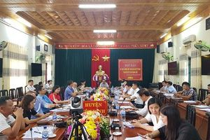 Yên Định (Thanh Hóa): Đảm bảo tiến độ GPMB tại Cụm công nghiệp thị trấn Quán Lào
