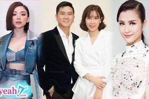 Loạt sao Việt 'thở phào nhẹ nhõm', vui mừng khi Lưu Hương Giang và Hồ Hoài Anh vẫn hạnh phúc bên nhau