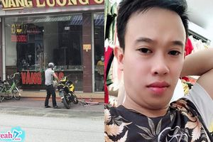 Nóng: Đã tìm ra danh tính thanh niên mang xe côn đi cướp tiệm vàng, lực lượng chức năng vào cuộc truy bắt