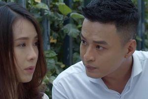 'Hoa hồng trên ngực trái' tập 19: Thái và Khuê chính thức ly hôn, Bảo ngăn Khuê tự tử