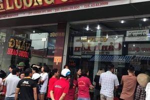 Truy bắt đối tượng nổ súng cướp tiệm vàng tại Quảng Ninh