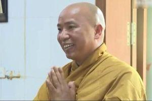 Đề nghị thu hồi gần 6.000 m2 đất của sư thầy Thích Thanh Toàn