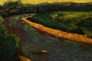 Triển lãm tranh sơn mài của họa sĩ Hiền Nguyễn