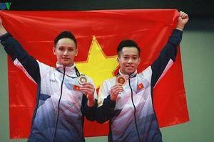 Lê Thanh Tùng giành tấm vé thứ 2 cho TDDC Việt Nam dự Olympic 2020