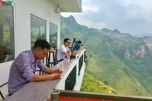 UNESCO khuyến nghị xây điểm dừng chân ở vị trí Mã Pì Lèng Panorama