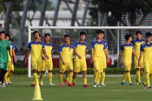 U19 Việt Nam lên đường sang Thái Lan dự U19 Bangkok Cup 2019