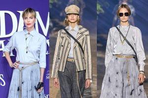 Vừa ra mắt chưa đầy 2 tuần, BST Dior Xuân Hè 2020 đã được Charlize Theron diện ngay trên thảm đỏ