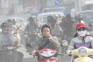 Giải quyết ô nhiễm không khí: 'Cần khuyến khích phương tiện chạy điện'