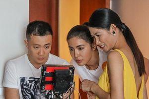 Lương Mạnh Hải: 'Thật kinh khủng khi làm phim với cả dàn người đẹp vì chờ đợi rất lâu'