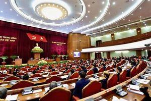 Ngày làm việc thứ 3, Hội nghị Trung ương 11: Thủ tướng Nguyễn Xuân Phúc điều hành phiên họp