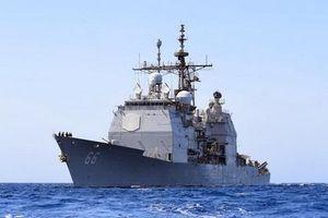 Tuần dương hạm Mỹ mang tên thành phố Huế của Việt Nam có sức mạnh vượt trội sau nâng cấp