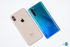 Apple sẽ sớm đánh bại Huawei, giành lại ngôi 'Á quân' trên thị trường smartphone