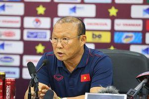 HLV Park Hang Seo: 'Malaysia đã mạnh hơn nhiều so với AFF Cup 2018'