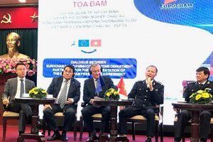 Hải quan TP.HCM đối thoại với doanh nghiệp châu Âu