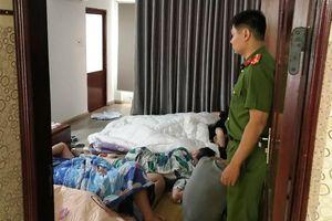 Nhóm người Trung Quốc nhập cảnh trái phép ở Đà Nẵng