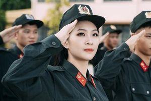 Những nữ sinh trường công an gây thương nhớ vì xinh đẹp, đa tài