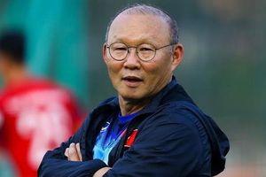 HLV Park loại 2 cầu thủ, chốt danh sách đội tuyển đấu Malaysia