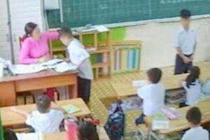 Cô giáo đánh hàng loạt học sinh tại TP.HCM bị đình chỉ thêm 30 ngày