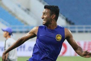 Malaysia tập bài lạ trên sân Mỹ Đình trước ngày đấu Việt Nam