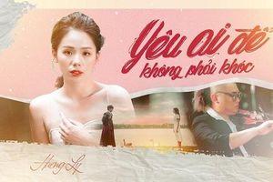Ca sĩ Hương Ly - thánh nữ triệu view bất ngờ hát ca khúc mới