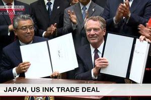 Xung quanh việc Nhật-Mỹ ký hiệp định thương mại song phương