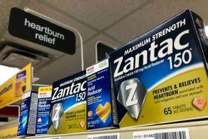 Thu hồi thuốc Zantac trên toàn cầu vì chứa tạp chất gây ung thư
