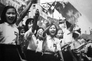 Chiêm ngưỡng loạt ảnh vô giá về ngày giải phóng Thủ đô 10/10