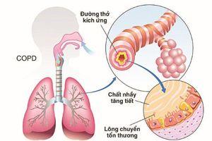 Bệnh phổi tắc nghẽn mạn tính: Có thể điều trị bằng ứng dụng tế bào gốc