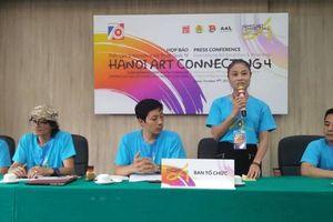 140 nghệ sĩ quốc tế và Việt Nam tham gia 'Hà Nội kết nối nghệ thuật'